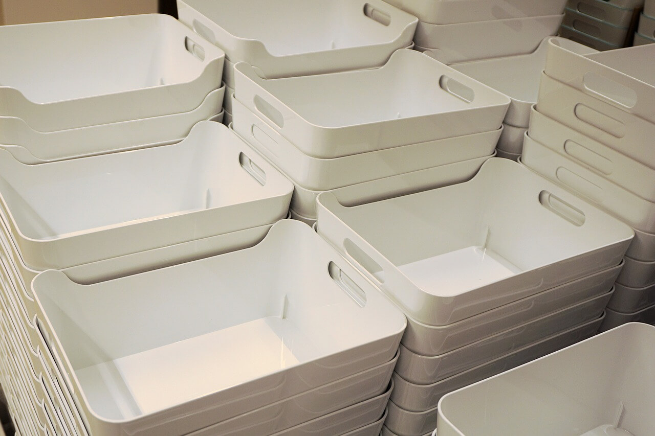 Die richtige Lebensmittelverpackung für die Notvorräte.