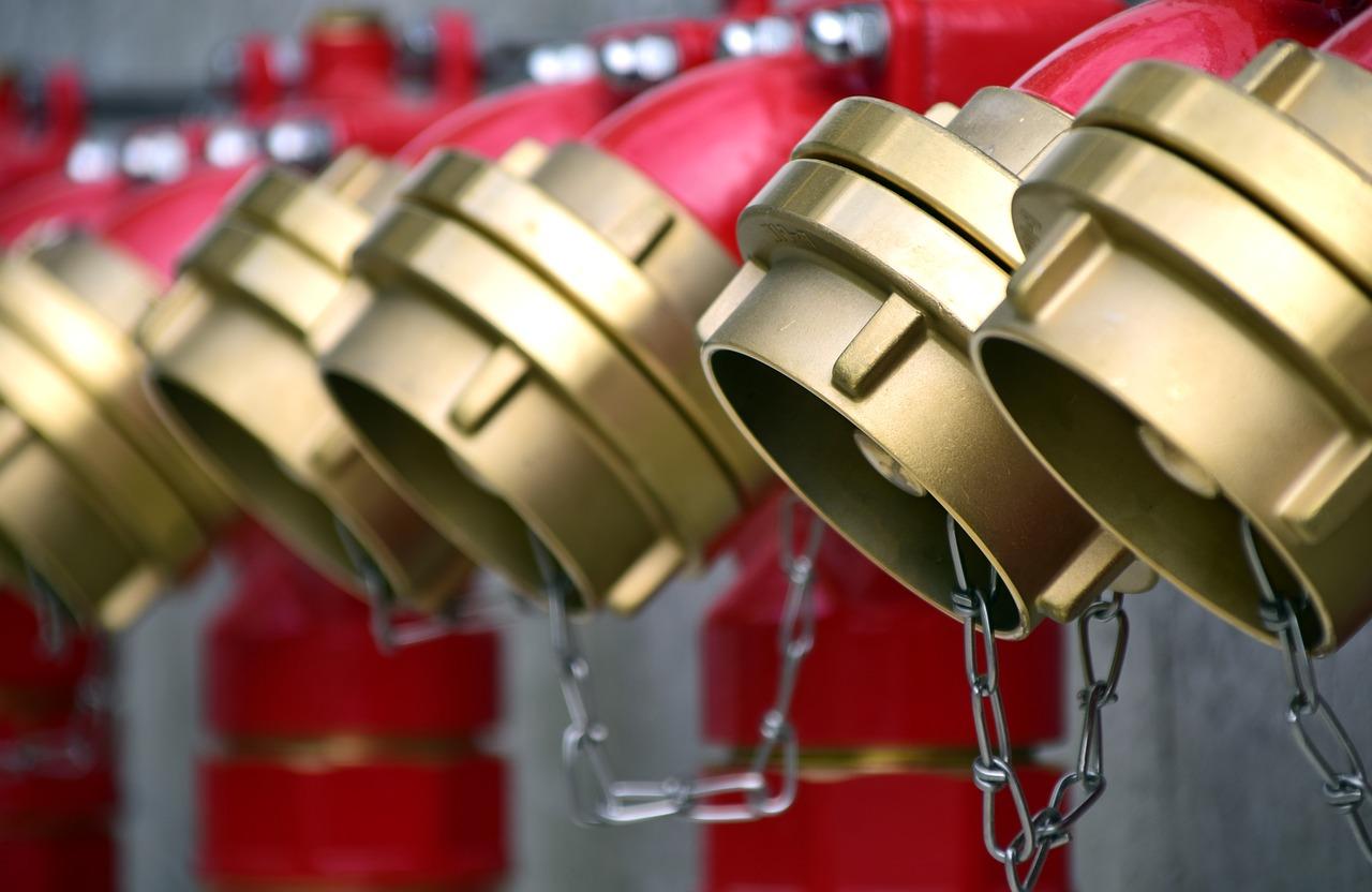 Brandschutz im Ktastrophenfall