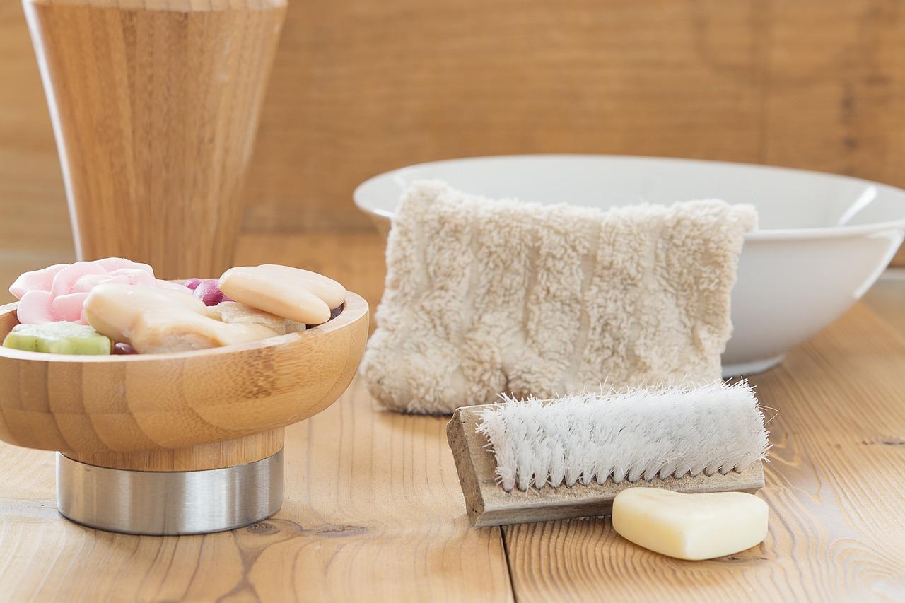 Achtet auch auf die Hygieneartikel im Katastrohenfall