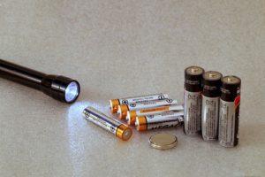 taschenlampen für den Katastrophenfall