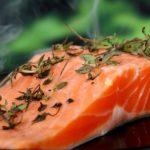 Frische Lebensmittel gesund räuschern