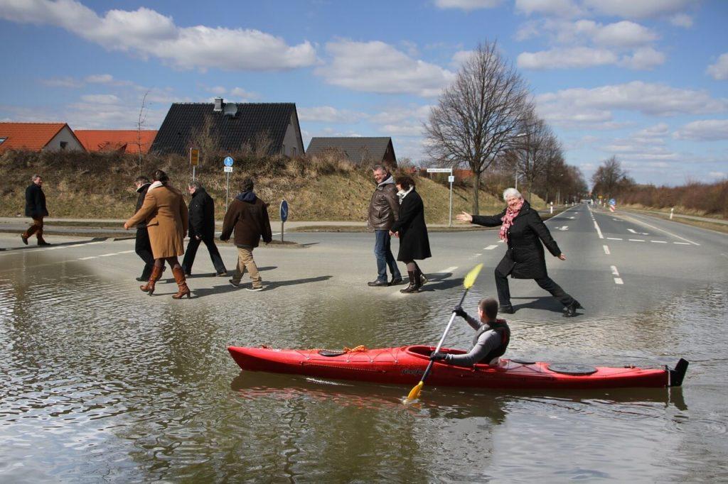 So bist Du optimal bei Hochwasser in Deutschland ausgestattet.