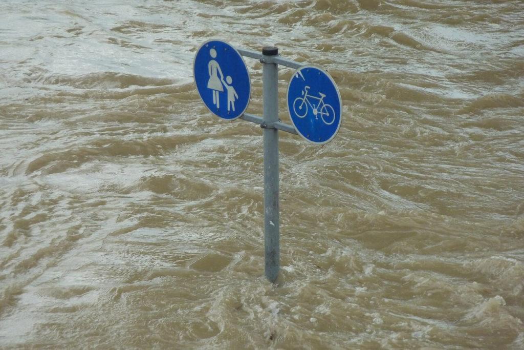 Hochwasser in Deutschland kommt immer häufiger vor